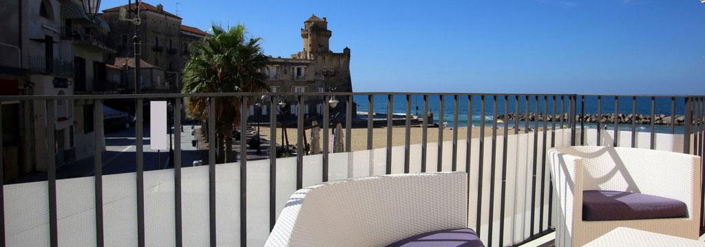 Hotel a Santa Maria di Castellabate Cilento Italia palazzo Iaquinto