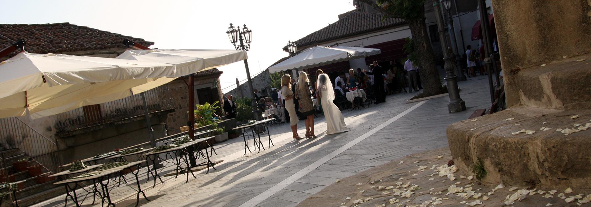 weddings a Castellabate
